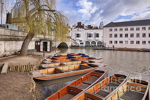 Cambridge by Colin and Linda McKie