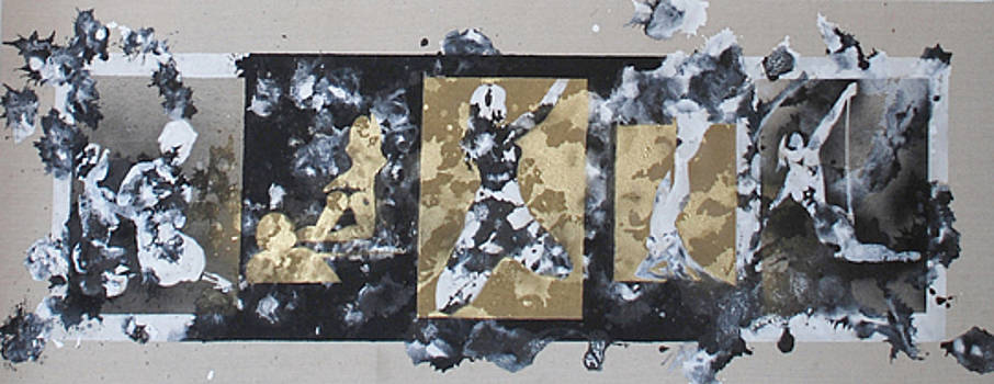 Camoflage by Amy Bernays