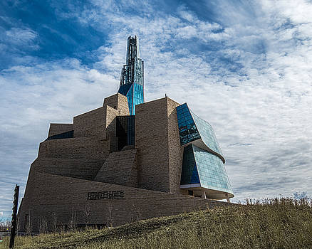 Canadian Museum for Human Rights by Tom Gort