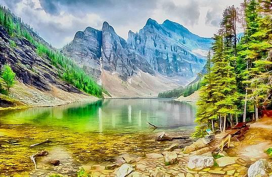 Canadian Rockies by Maciej Froncisz