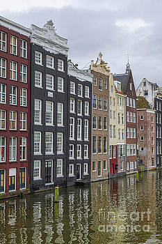 Patricia Hofmeester - Canal houses in Amsterdam