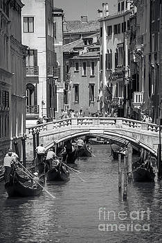 Svetlana Sewell - Canal in Venice