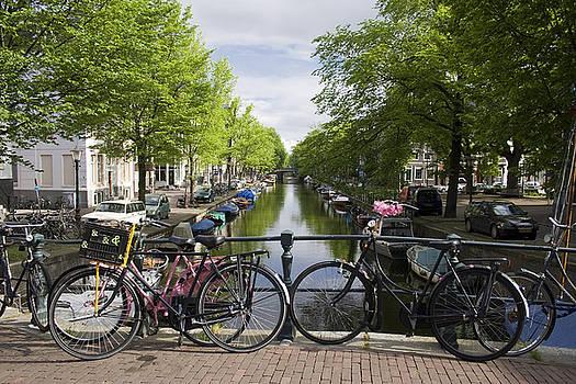 Canal of Amsterdam by Joshua Francia