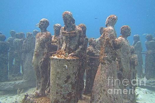 John Malone - Cancun Underwater Museum Seven