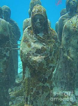 John Malone - Cancun Underwater Museum Six