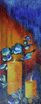 Candle by Lesuisse Viviane