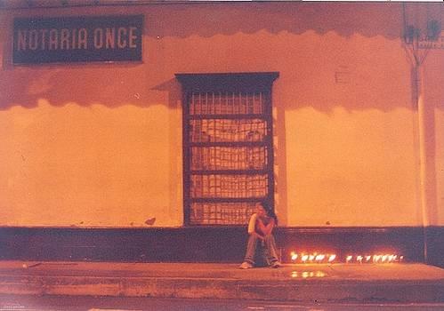 Lone Girl by David Cardona