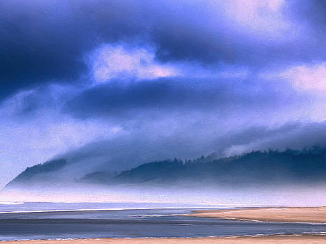 Dominic Piperata - Cannon Beach and Clouds