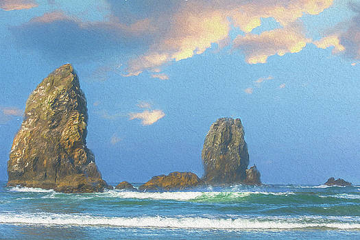 Cannon Beach by Jeff Oates Photography