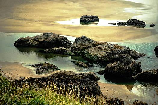 Cannon Beach, Oregon 2 by Shiela Kowing