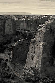 David Gordon - Canyon de Chelly I Toned
