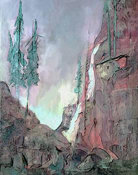 Canyon Landscape by Shane Guinn
