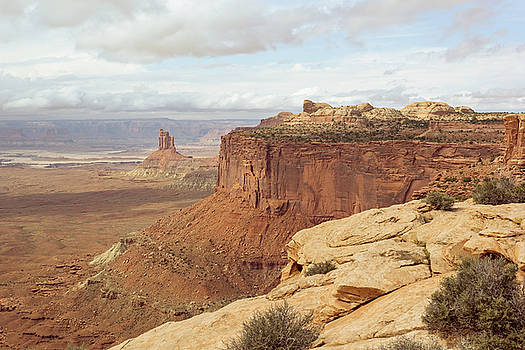 Canyonlands Candlestick by Peter J Sucy