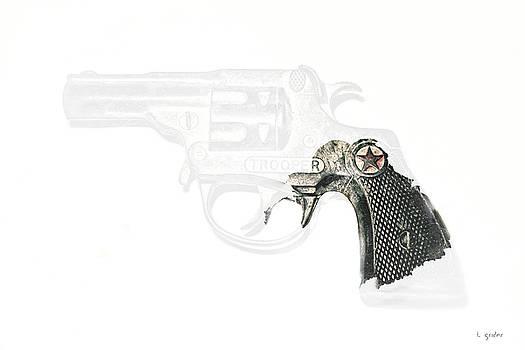 Cap Pistol Artifact by Tony Grider