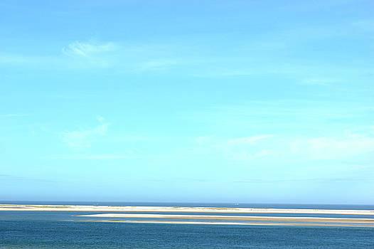 Cape Cod Big Sky by David Birchall