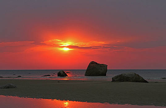 Juergen Roth - Cape Cod Harborview Beach