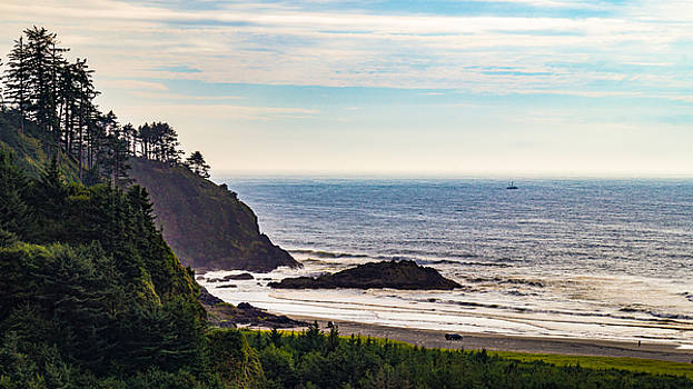 Cape Disappointment Cove by Casey Stanford