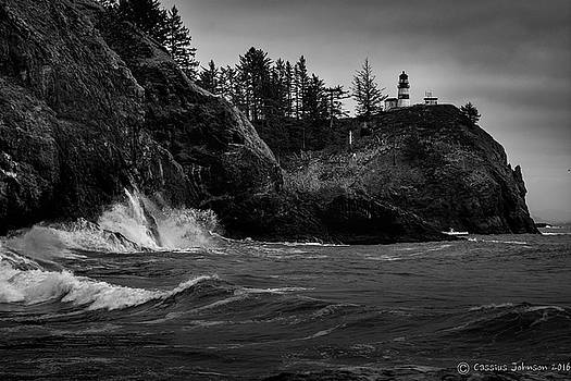 Cape Disappointment Lighthouse by Cassius Johnson