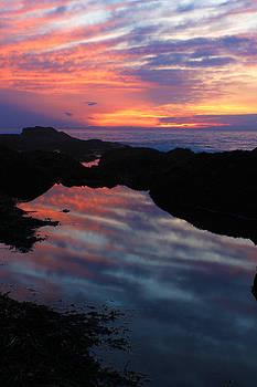 Cape Elizabeth Pool by David Yunker