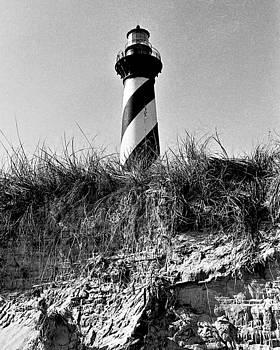 Cape Hatteras Lighthouse, North Carolina, 1968 by Wayne Higgs