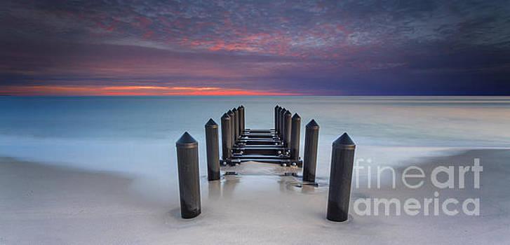 Cape May Beach by Marco Crupi