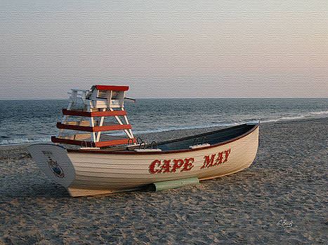 Cape May Calm by Gordon Beck