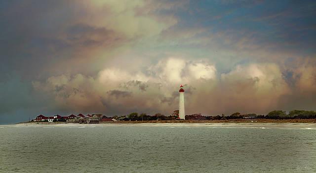 Cape May Lighthouse II by John Rivera