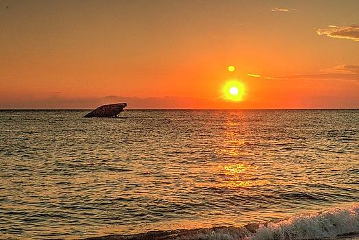 Cape May New Jersey by Geraldine Scull