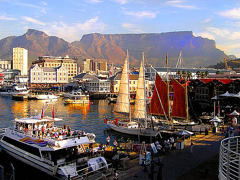 Michael Durst - Cape Town Waterfront