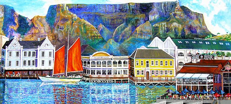 Michael Durst - Cape Waterfront