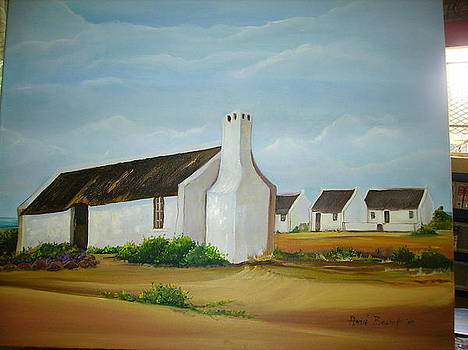 Capehouse by Ansie Boshoff