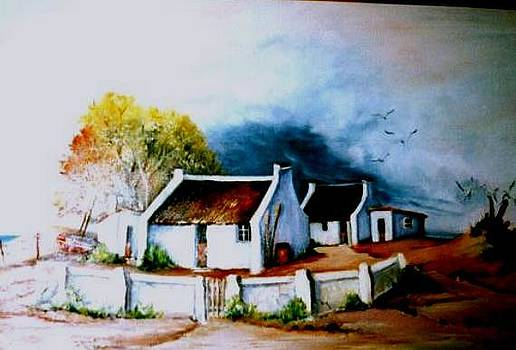 Capehouse4 by Ansie Boshoff