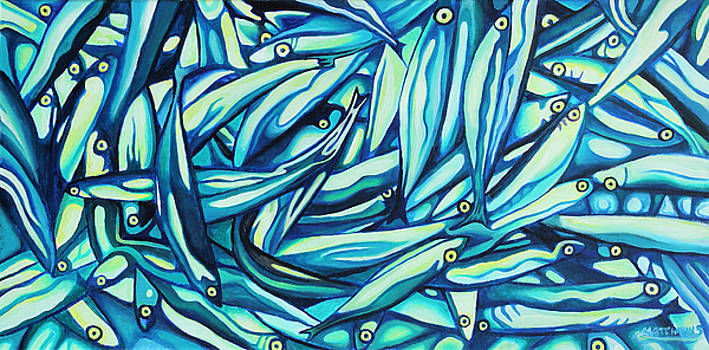 Capelin Run 2 by Graham Matthews