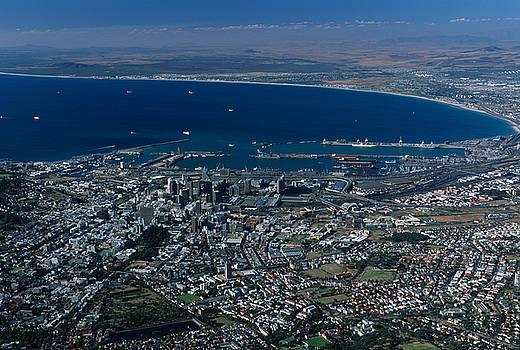 Sandra Bronstein - Capetown South Africa Aerial
