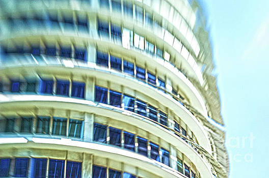 Capitol Records building 11 by Micah May