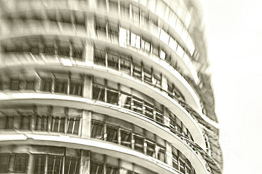 Capitol Records building 12 by Micah May