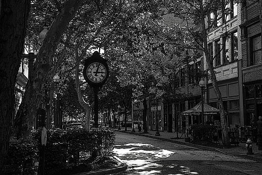 Capitol Street by Ron Jones
