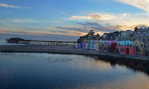 Capitola in October by Alex King