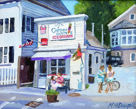 Capt. Dusty's Ice Cream by Michael McDougall