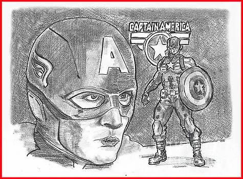 Chris  DelVecchio - Captain America