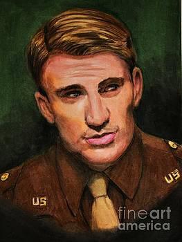 Captain Rogers  by Dwain Morris