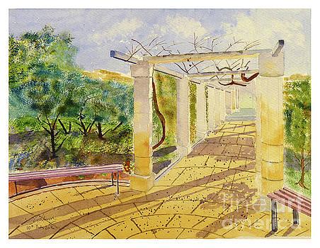 Captain's garden by Godwin Cassar