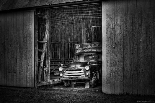 Mike Savad - Car - Truck - The old truck out back