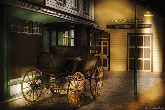 Mike Savad - Car - Wagon - The carriage