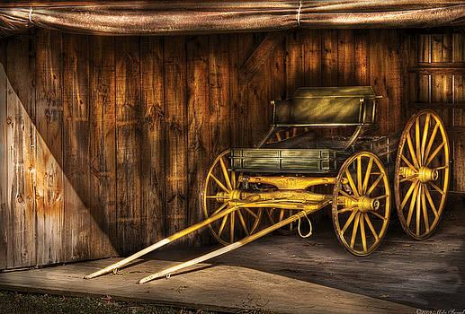 Mike Savad - Car - Wagon - The old wagon