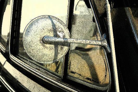 Car Alfresco I by Kathy Schumann