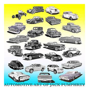 Jack Pumphrey - Car Art Coming and Going