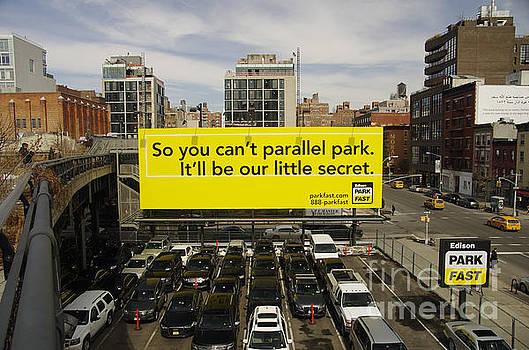 Car Park Avenue by Scott Evers