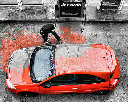 Car Wash by Riot Photography
