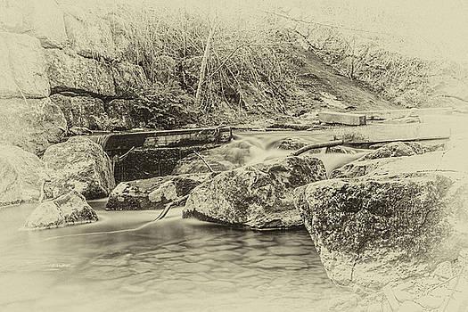 Steve Purnell - Caradocs Falls 1 Antique